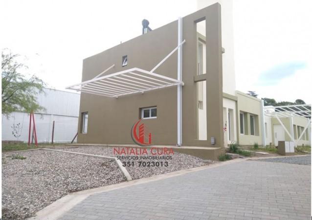 Villa Allende Alquiler Duplex 2 Dormitorios En Housing Pinar